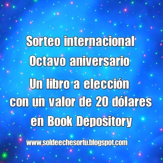 Primer sorteo internacional: USD 20 en Book Depository