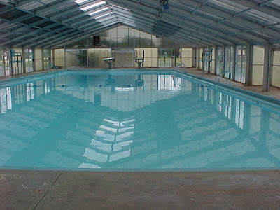 Big Public Swimming Pool