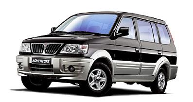 THE ULTIMATE CAR GUIDE: Mitsubishi Adventure (Gasoline) - Generation 1.2 (2001-2004)