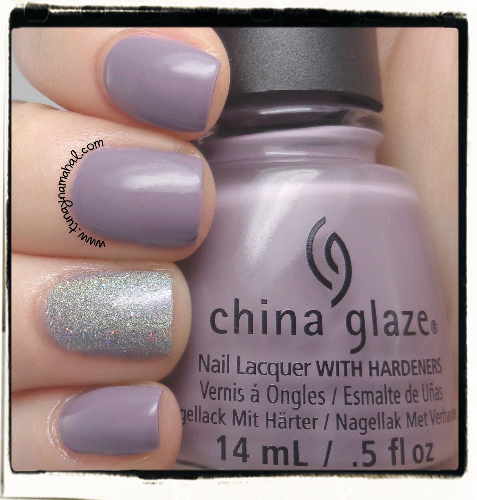 China Glaze Release & Orly Mirrorball. | Tunay Na Mahal