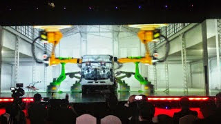 Launching Hino New Generation Ranger