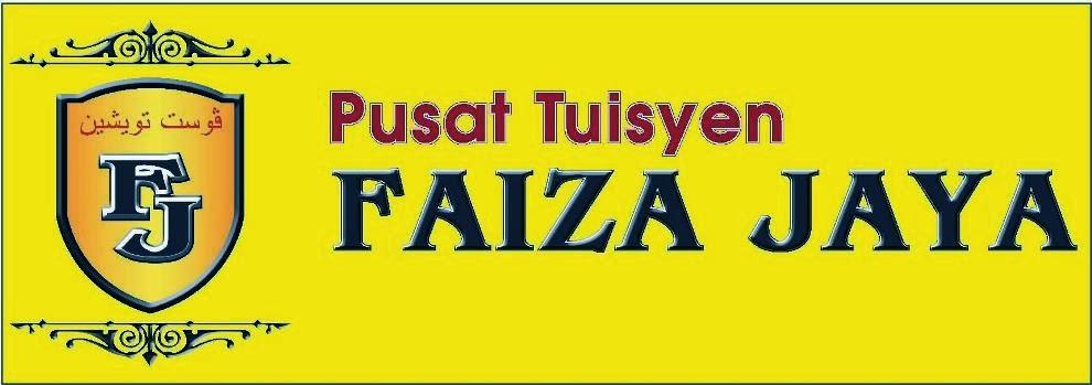 PUSAT TUISYEN FAIZA JAYA