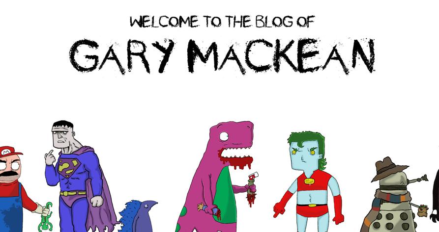 Gary Mackean's Blog