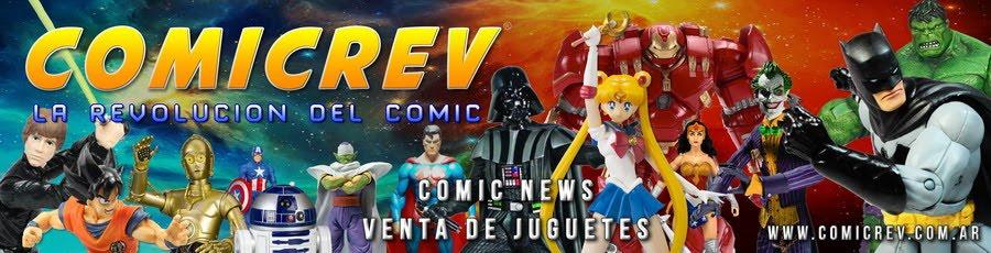 COMICREV - La Revolución del Comic