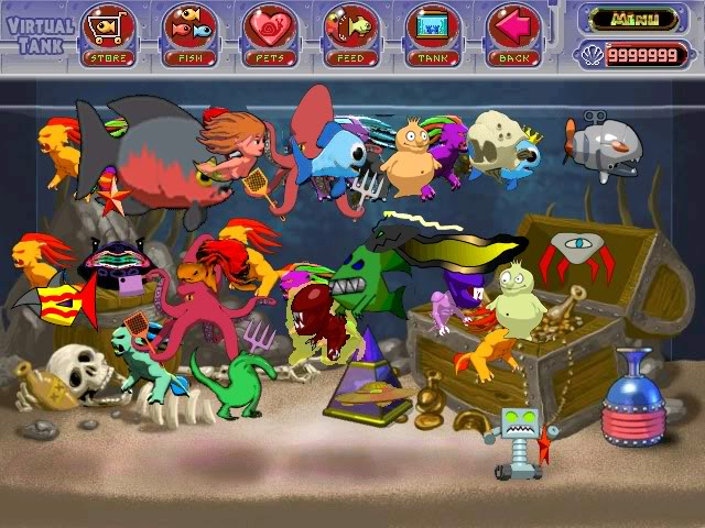Insaniquarium Free Download for PC