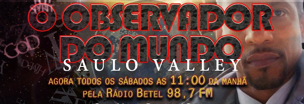 O Observador do Mundo no Radio