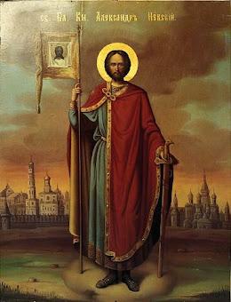 Tot astazi 30 august praznuirea Sfantului Alexandru Nevski !