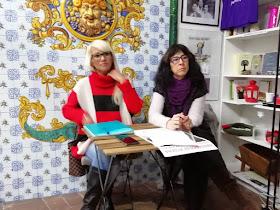 """Charla de Gemma Bravo en la Casa Vecinal de Tetuán sobre """"Explotación reproductiva"""""""