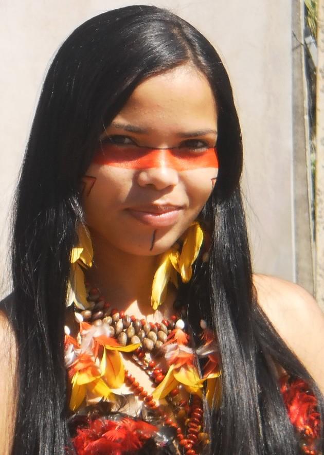 Ivonio Solon Wapichana Beleza Das Indias Patax 211 S