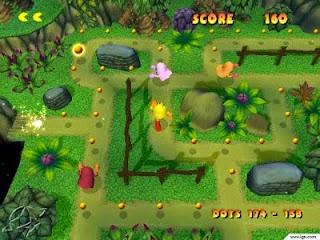 Pac-Man Power Pack Ps2 Iso Ntsc Mega Juegos Para PlayStation 2