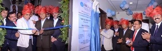 SBI Life inaugurates SBI Life Bhavan in Aurangabad