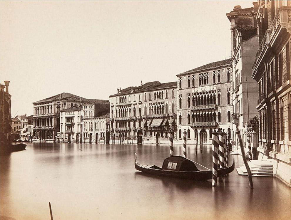 Венеция XIX века