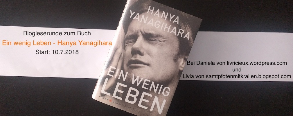 """Leserunde """"Ein wenig Leben"""""""