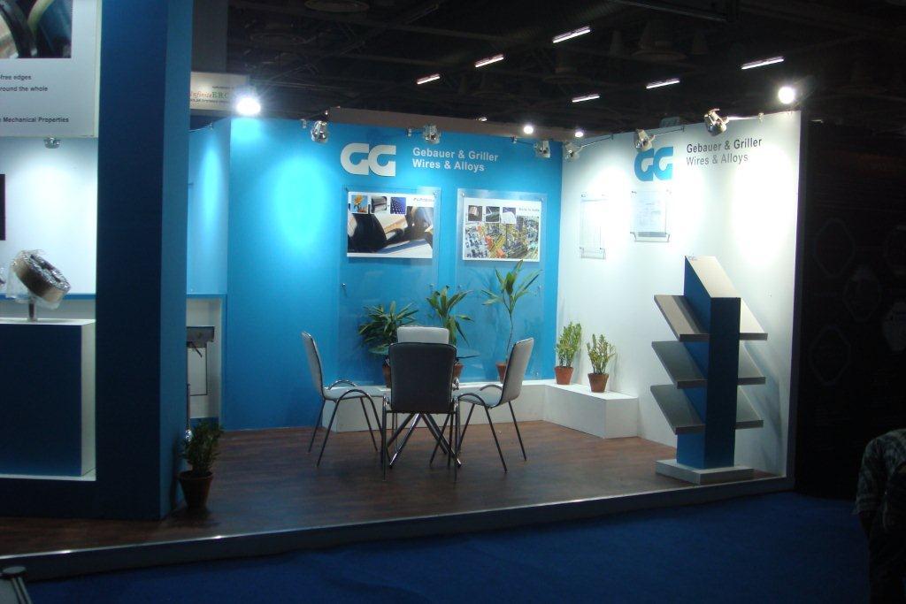 Exhibition Stand Fabricators In Dubai : Exhibition stand designer builder contractor in india
