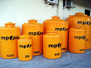 Tangki mpoin orange