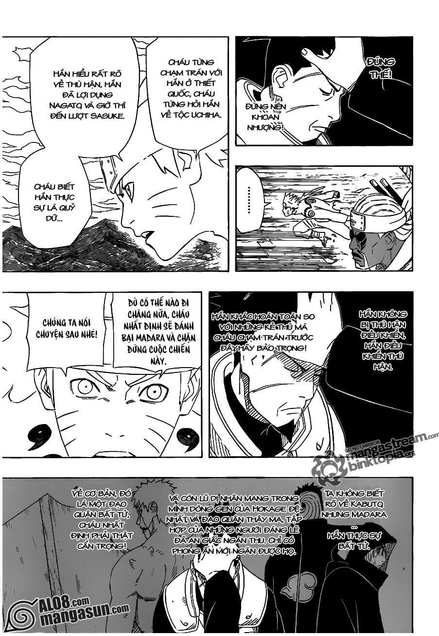 Naruto chap 545 Trang 9 - Mangak.info