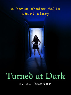 Turned at Dark high res Interview: Author of Born at Midnight C.C. Hunter