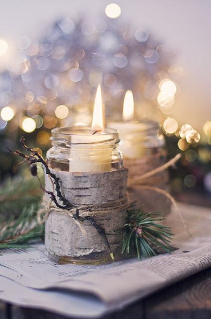 brzoza świecznik drewniane inspiracje diy eco manufaktura