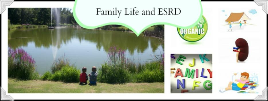 Family Life and ESRD