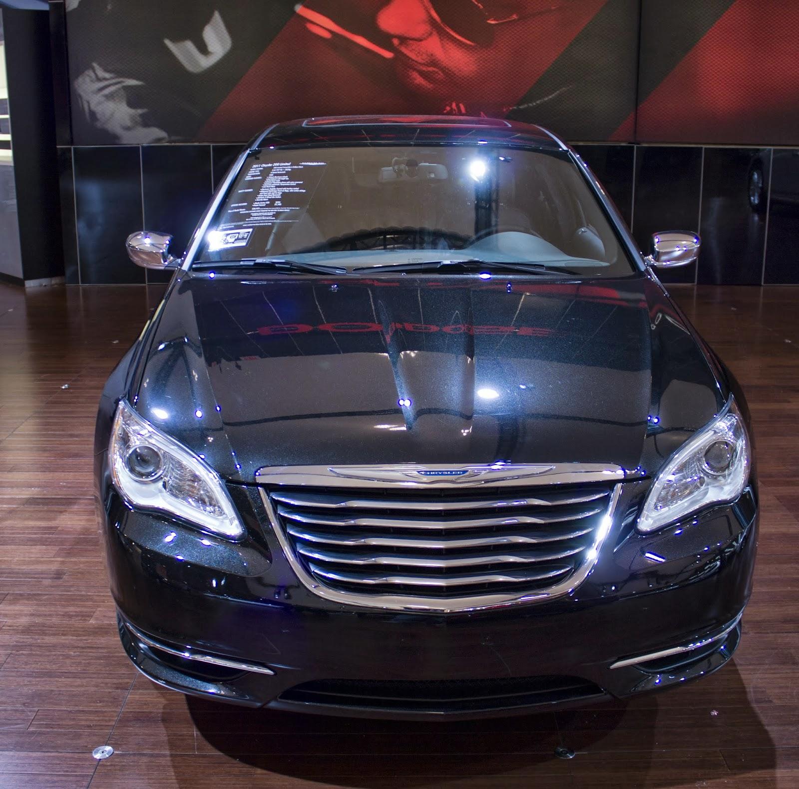 Chrysler 200 Wallpaper
