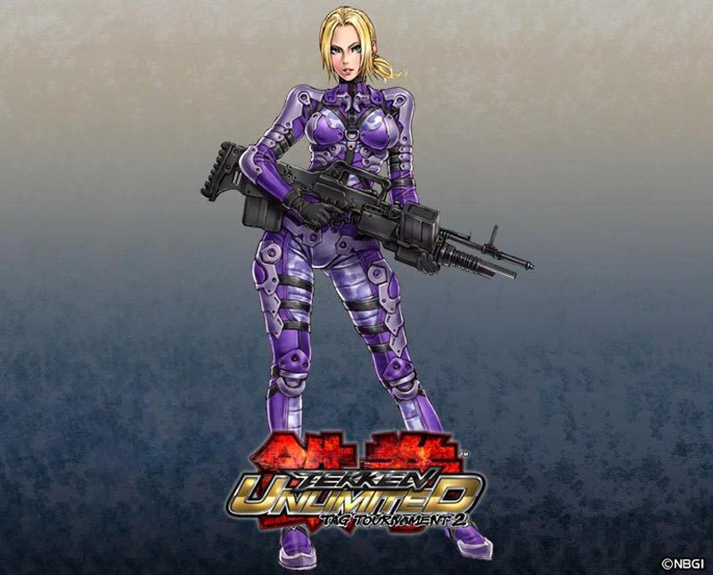 Tekken Nina Bishoujo Kotobukiya