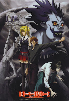 Death Note Latino MEGA