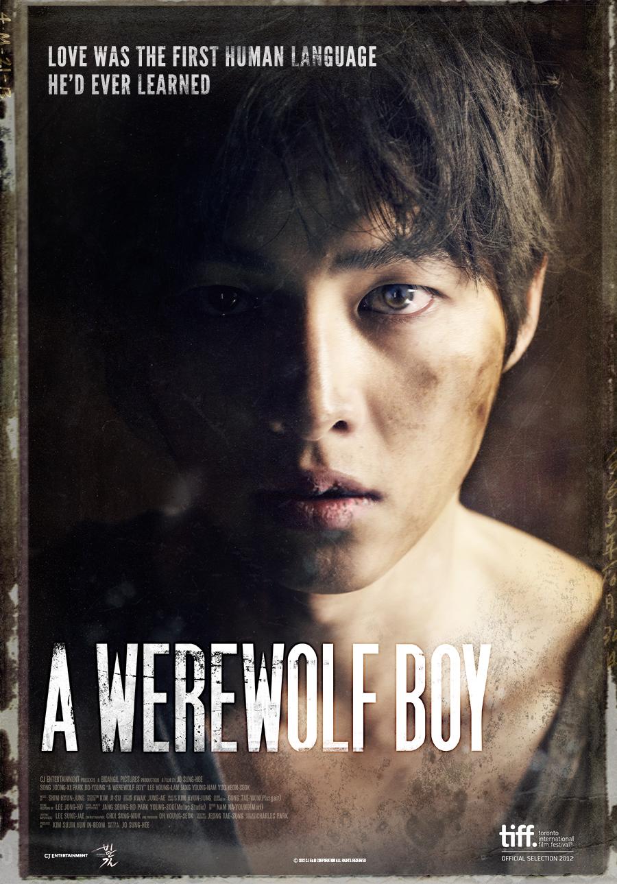 Tình Sói - A Werewolf Boy