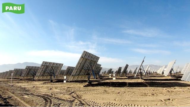 [PARU Solar Tracker] PARU's Dual Axis Tracker_2