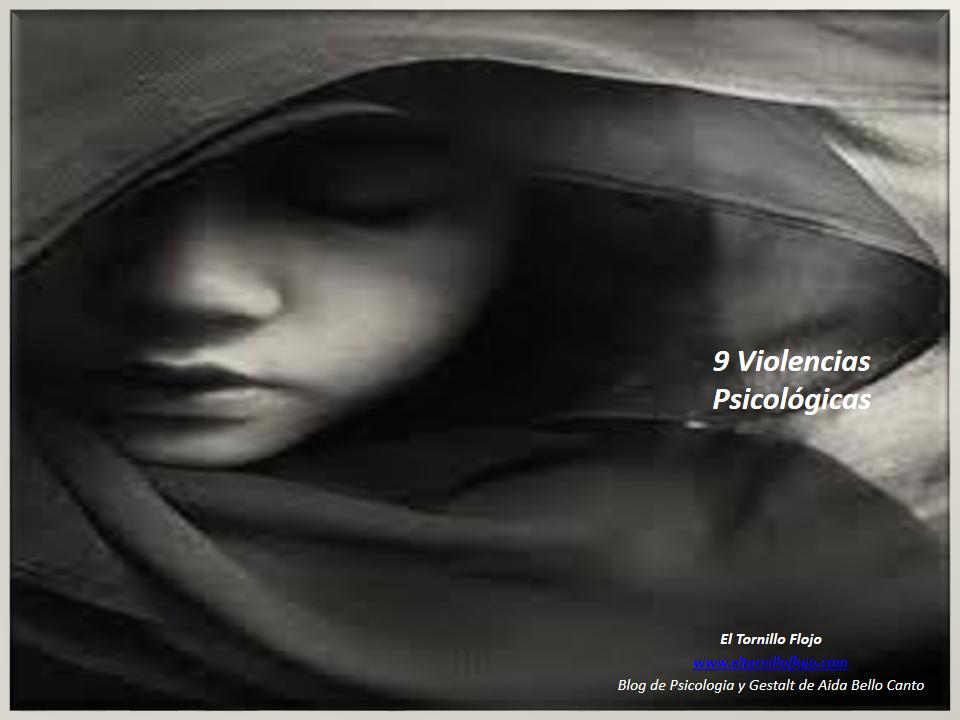 Psicologia, Gestalt, emociones, Aida Bello Canto, violencia, maltrato, autoestima