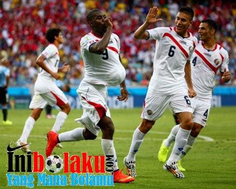Joel Campbell Bawa Costa Rica Menang 3 – 1 Atas Uruguay