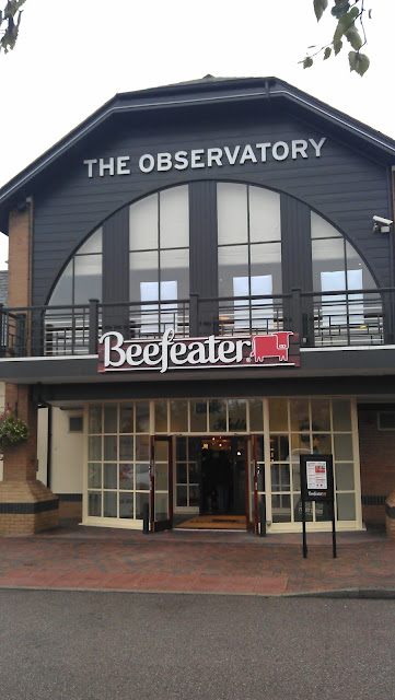 The all new Leicester Beefeater