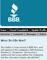 palm coast landing senior apartments BBB complaint answer