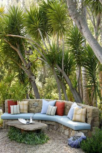 Decoracion muebles para patios y jardines patios y jardines for Decoracion de patios y jardines fotos
