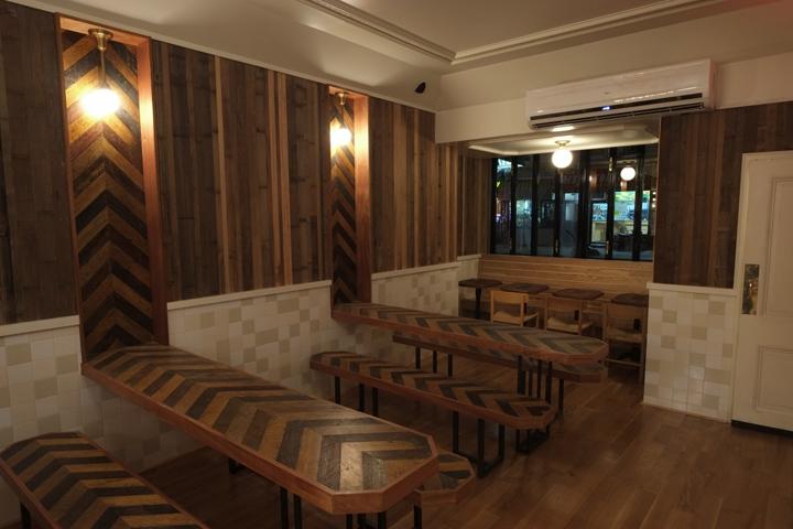 Kaper Design; Restaurant & Hospitality Design Inspiration: Tørst ...