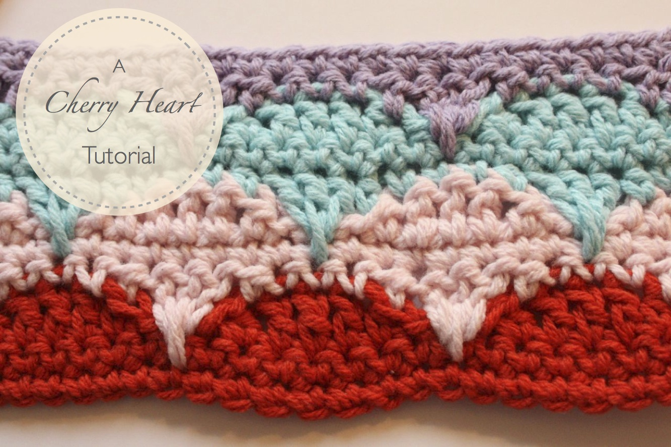 Crochet Stitches Tutorial : ... ve put this as tricky because there are a couple of harder stitches