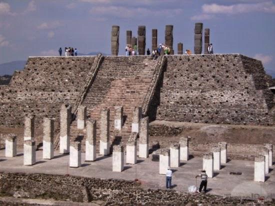 Tula, reino de Quetzalcoátl