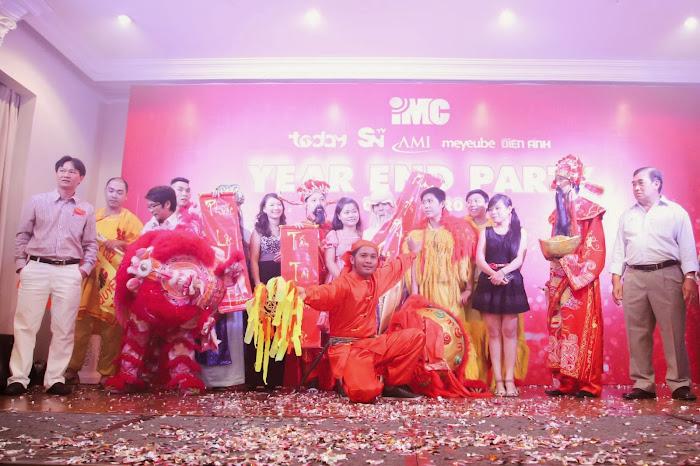 Tổ chức tiệc tất niên họp mặt đầu năm