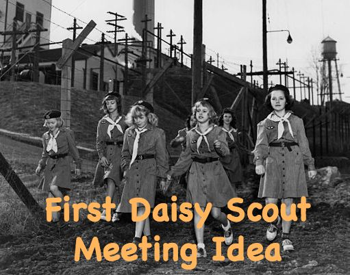 girl scout daisy first meeting ideas Ideas for first aid badge help your girl scout by letting her practice her first aid skills with you brownie meeting ideas from troop 2366.