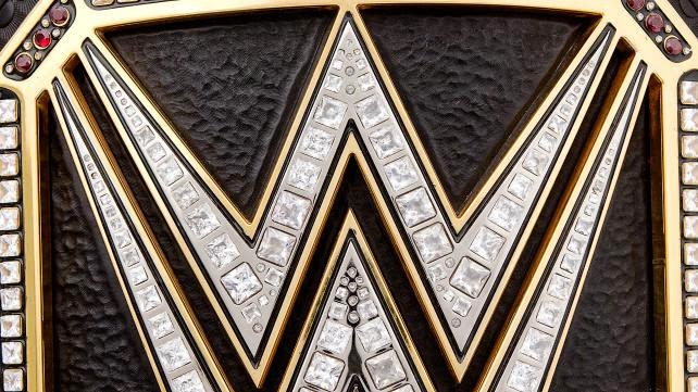 brand new photos of the new wwe world heavyweight championship belt