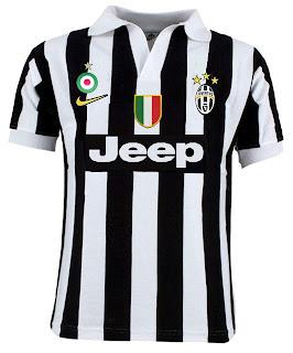 Kostum Juventus Terbaru 2013