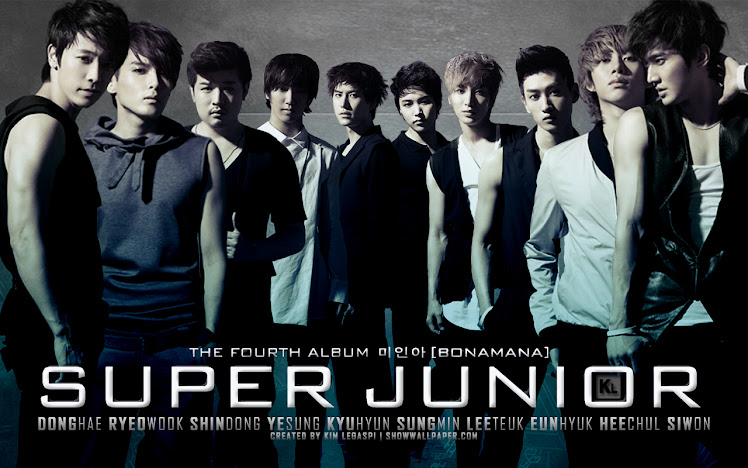 Super Junior.Bonamana