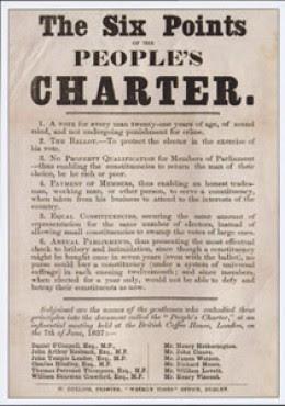 Chartist Charter