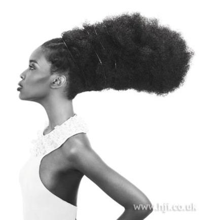 How to grow long black hair!