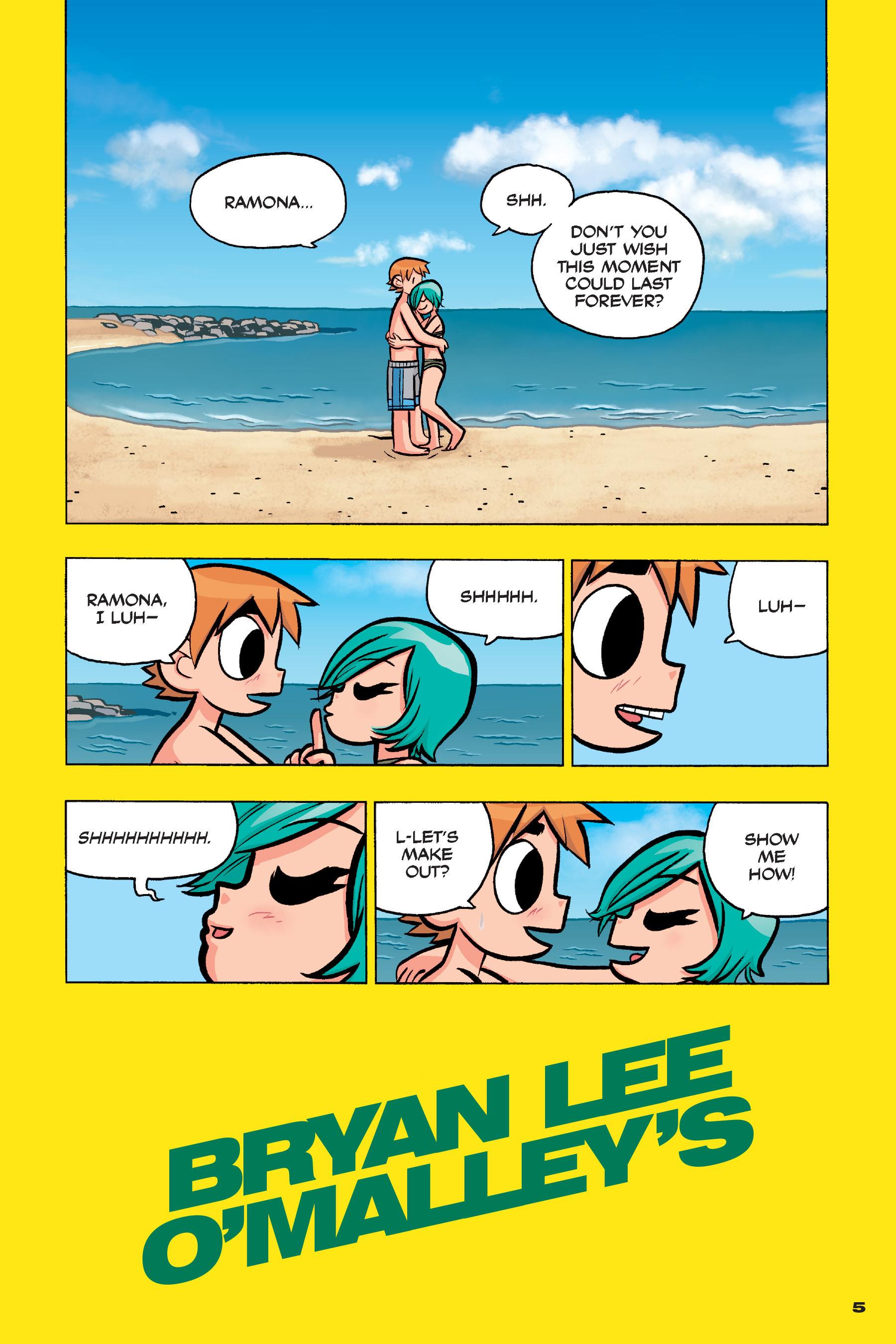 Read online Scott Pilgrim comic -  Issue #4 - 5