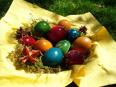 easter paste
