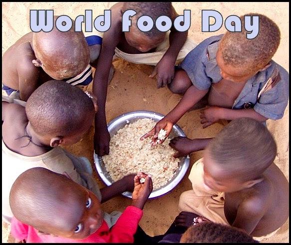 Hari Makanan Sedunia - World Food Day