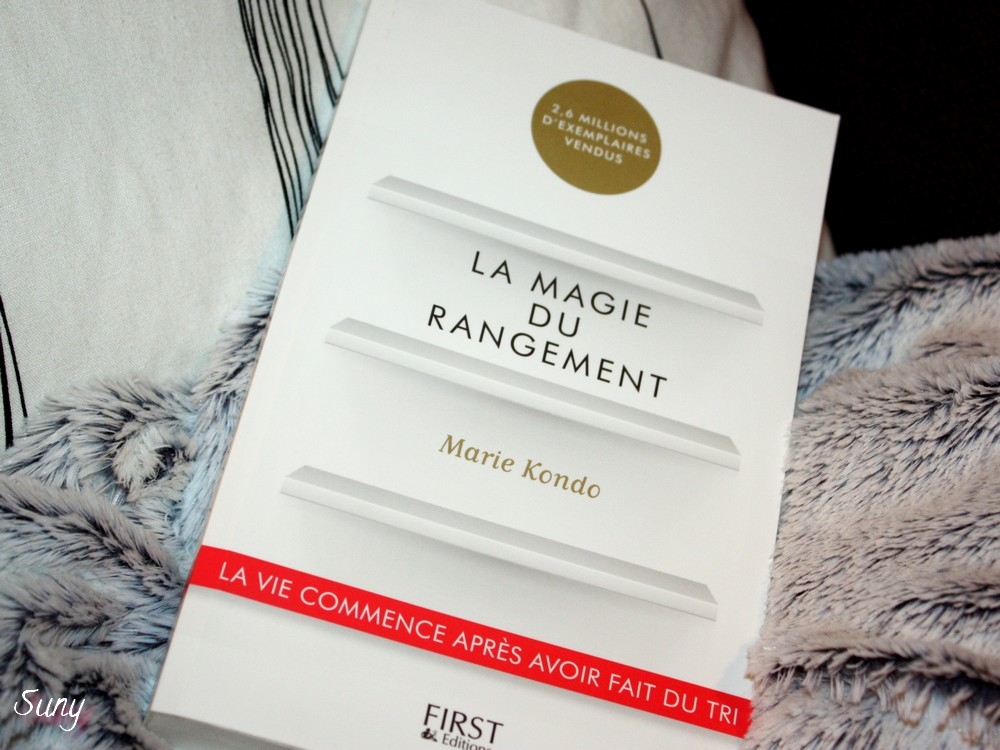 la vie simple livre la magie du rangement marie kondo. Black Bedroom Furniture Sets. Home Design Ideas