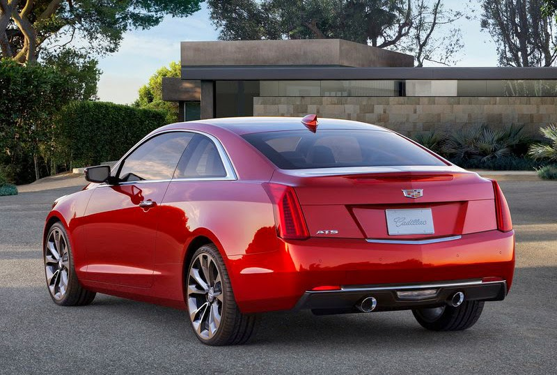 Cadillac ATS Coupe, 2015, Autos, Luxury Automobiles, Automotive, Car Concept