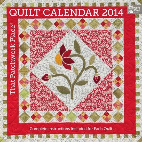 Quilt Calendar 2014 (TPP)