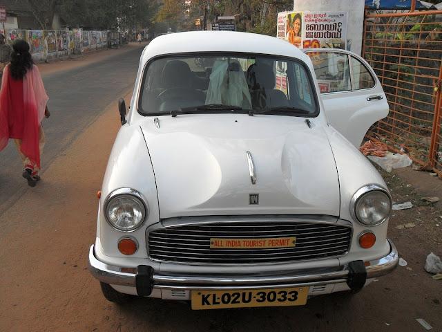 авто для туристов в Индии